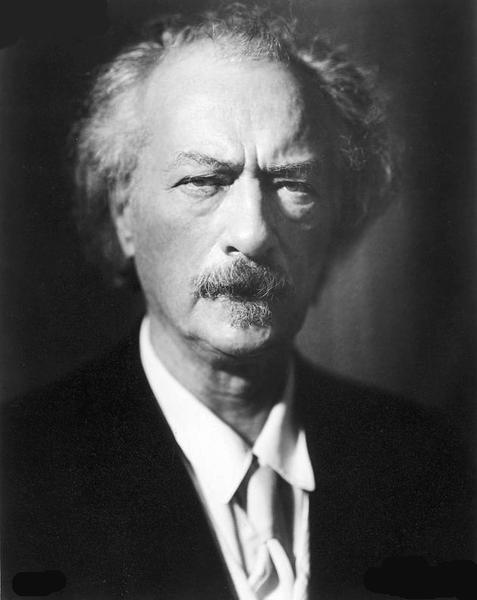 16.Ignacy Jan Paderewski